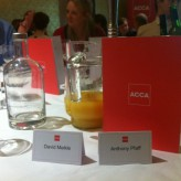 ACCA Lunch Glasgow on 9th November 2012 – by Anthony Pfaff